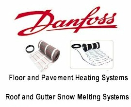 Danfoss Floor Heating Systems